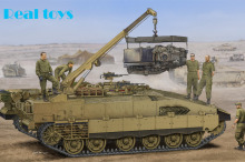 Hobby Boss model 82457 1/35 Israel Merkava ARV plastic model kit