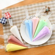 7 color DIY soft cream clay play dough children pretend play DIY Kitchen kindergarten toys children semi-baking ice cream cakes