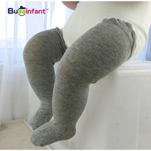 Toddlers Baby Boy Over knee high Socks Long leg warmers solid cotton good breathable absorbent sock for newborns infantile 4-36M(China)