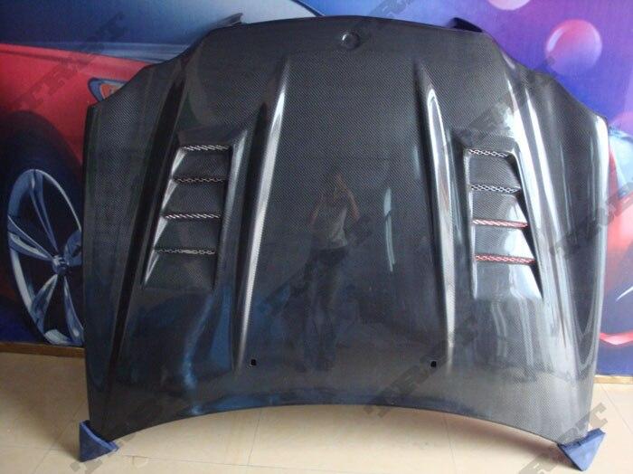 01-07 Mercedes Benz C Class Wi Carbon Fiber Hood9