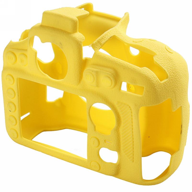 Soft Silicone Rubber Camera Bag For Nikon D810 D800 D850 Protective Body Case Skin DSLR Camera Rubber Cover Bag (6)
