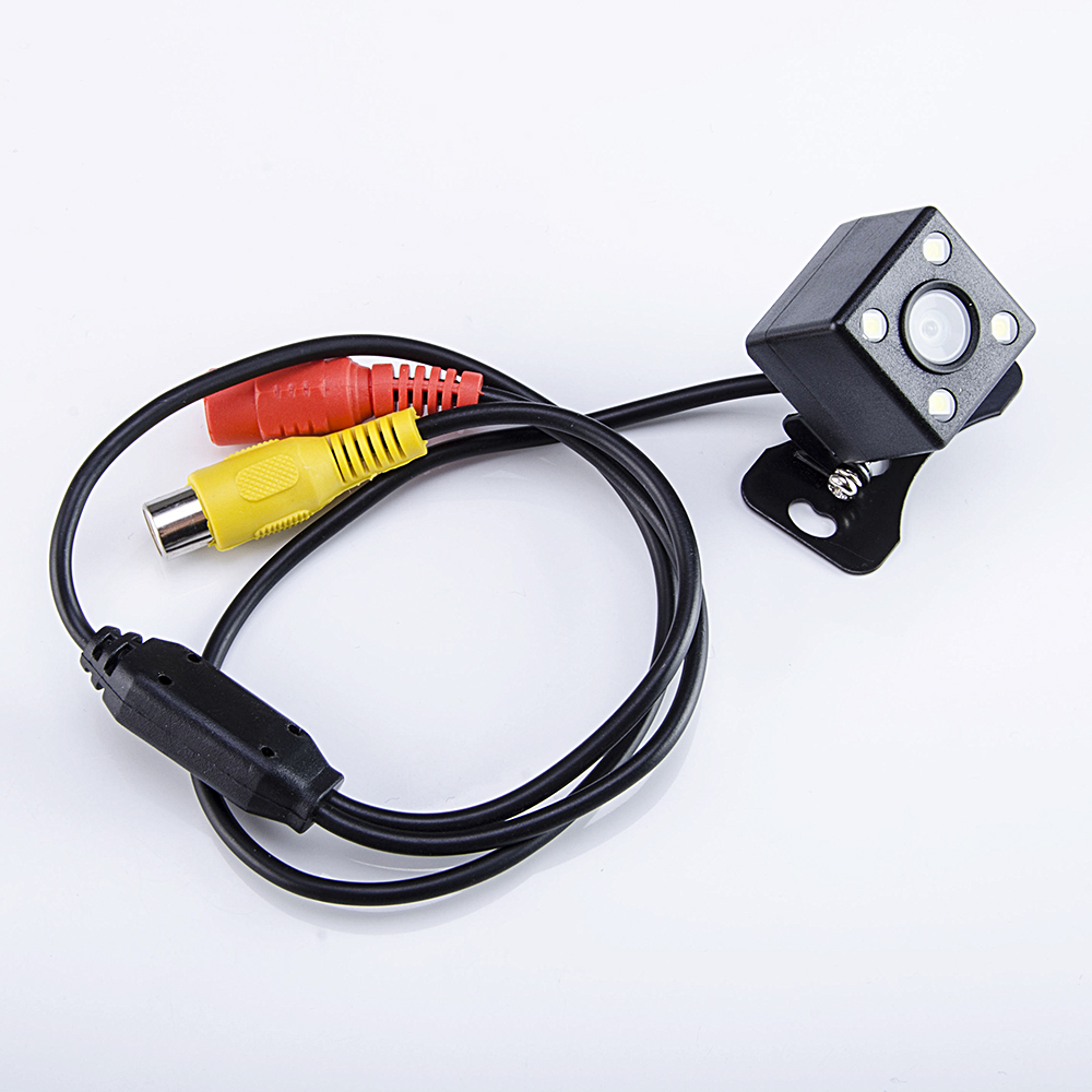 car rear view camera with LED