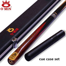 OMIN Snooker Cue,Model Century dream (Union), The Top Level, 145cm Length, 10mm Cue Tip, Ash Wood ,3/4 Handmade Billiard Stick