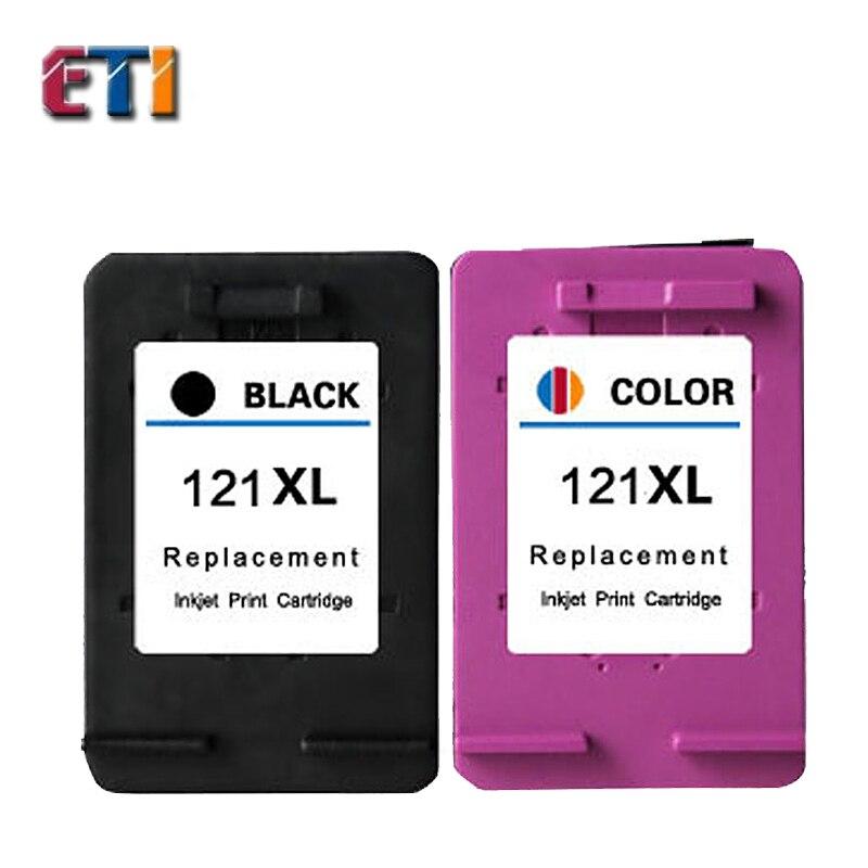 For HP121XL Ink Cartridges 121xl 121 For HP Deskjet F2560  2568  4280  4238  5145  5150  5552  D1460  D1470  D2330  D2360<br><br>Aliexpress