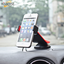 Rotating Car Sucker Mount GPS Bracket Phone Holder Stand For iPhone 7 6 6S Plus 5 5S SE For Samsung Galaxy S5 S6 Edge Plus S7 S8