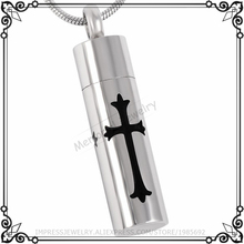 IJD8408 Wholesale Men&Women ash holder charm,Perfume Bottle top quality Choker memorial ash keepsake cremation jewelry