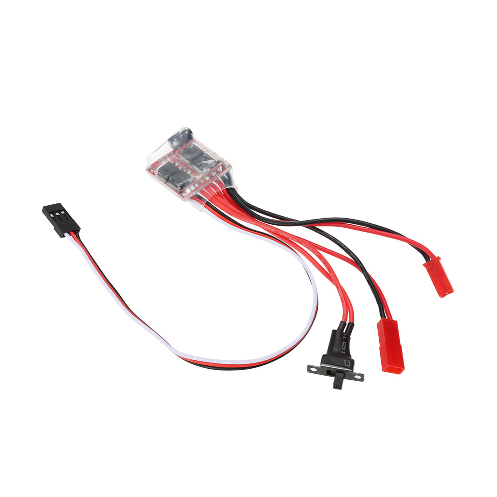 GOOLRC 110 Winch Switch Controller for RC 110 JEEP Axial SCX10 AX10 Tamiya CC01 Traxxas RC4WD Rock Crawler (10)