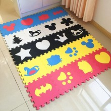EVA Marjinaa Children's soft developing crawling rugs,baby play puzzle number/letter/cartoon foam mat,pad floor for baby games