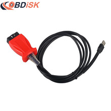 OEM JLR V145 SDD Diagnostic Cable for Volvo VIDA for Toyota TIS 3 In 1 Scanner Free Shipping(China)