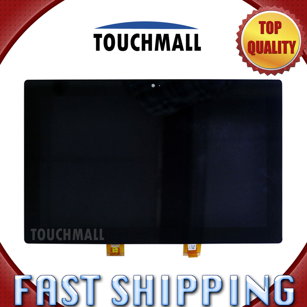 For Microsoft Surface RT 1516 Replacement LCD Display Touch Screen Assembly 10.6-inch Black for Tablet <br>