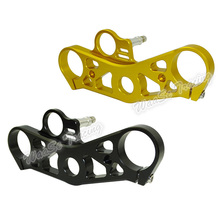 Motorcycle Front Fork Lowering Triple Tree Upper Top Clamp Yoke For Yamaha YZF R6 2008 2009 2010 2011 2012 2013 2014 2015 2016