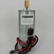Large format printer Roland XJ640 DC scan motor /Roland XJ/XC 540 640 740 Carriage DC servo motor 1pc wholesale