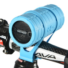Mini Hifi Wireless Bluetooth Speaker Amplifier Waterproof Outdoor Sport Bicycle Column Subwoofer Support Tf Card for Smart Phone