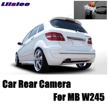 LiisLee Car Camera Mercedes Benz B Class MB W245 B200 B180 B170 160 Rear View Back Camera Friends  CCD + RCA