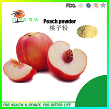 GMP Supply 100% Natral Peach Instant Powder Drink Fruit Flavoured Concentrate Peach Powder 600g/lot