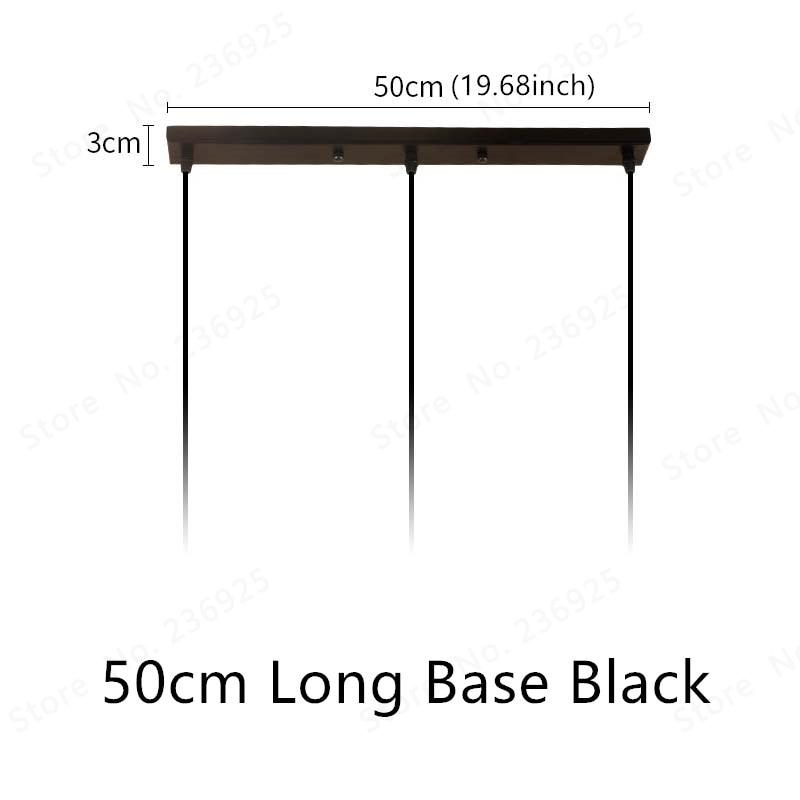 SKU_50cm Long Base Black