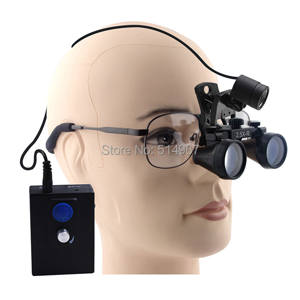 gain-express-gainexpress-dental-loupes-DLH-60-applicaiton