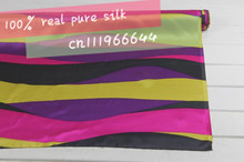 100% pure real Mulberry silk CHARMEUSE fabric soft satin for dress scarves,thickness:12mm,width:140cm,sell by 2meter