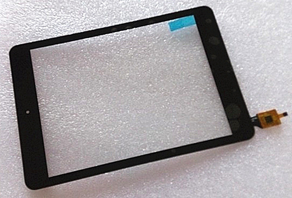 Black 7.85 Touch Screen Digitizer Replacement For Oysters T80 Tablet PC<br>