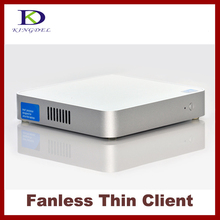 Quiet  Thin client, Mini desktop,2GB Ram&320GB HDD,metal case with Intel Celeron 1037U Dual Core, 1.8Ghz, 1080P HIMI, Windows 7