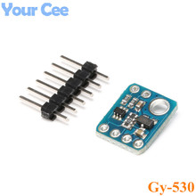 Buy 2 pc GY-530 VL53L0X Laser Ranging Sensor Module World Smallest Time-o f-Flight, ToF IIC communication Ranging Module for $12.09 in AliExpress store