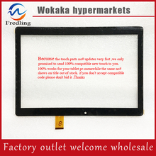 "For MF-872-101F FPC Tablet Capacitive Touch Screen 10.1"" inch PC Touch Panel Digitizer MID Sensor Free Shipping"