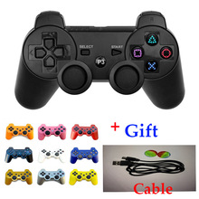 New for SONY PS3 Controller Wireless Bluetooth Joysticks for DUALSHOCK 3 SIXAXIS for PlayStation 3 Game Controller