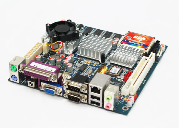 industrial Mainboard Industrial Automation Motherboard all in one PC Board(China (Mainland))