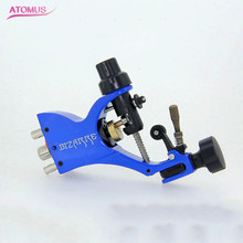 New rotary tattoo machine Stigma Bizarre V2 blue high quality tattoo machines free shipping 1001305