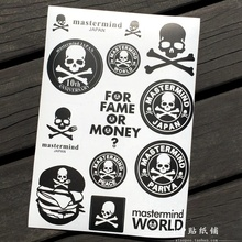 Car Styling Japan MMJ A Mastermind Section Tide Brand Sticker Notebook Car Stickers Waterproof [film]