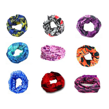 Outdoor Sports Bicycle Riding Cycling Veil Multi Face Bandana Skull Scarves Wicking Seamless Head Scarf Cycling Caps