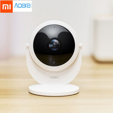 Buy Xiaomi Aqara Gateway Version 1080P HD Smart Camera Wireless WIFI IP Night Vision Wide View IP CCTV Linkage Alarm Smart home for $35.44 in AliExpress store
