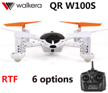 (In Stock ) Original Walkera QR W100S Upgraded WIFI RC FPV Quadcopter RTF  With HD Camera Support  IOS/Andriod Control
