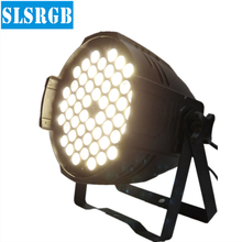54x3w Single Cool/Warm White/ Amber LED Par 64 Lighting 54 3w warm white color led par ,led lighting par kit,led par light