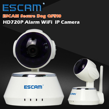 ESCAM Secure Dog QF510 PTZ IP Camera Onvif HD 720P P2P WiFi Control IR LED Night Vision Security CCTV Camera Support TF 64GB