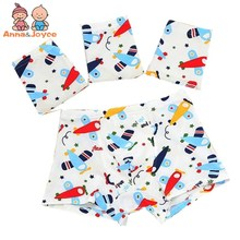 Buy 1pc/lot Boys Boxer Children Underwear Male Baby Underpants Panties Boy Clothes Boys Gifts Suitable 2-10Y