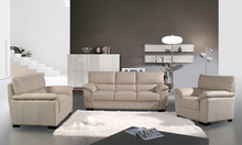 Free Shipping 1 2 3 Italy Modern Desgin High Back luxury Top Grain Cattle Leather sofa LA310