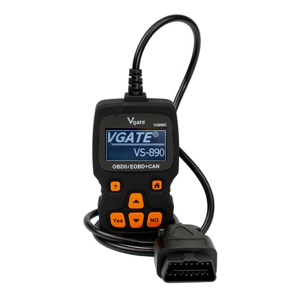 VS890S Car Code Reader Support Cars (6)