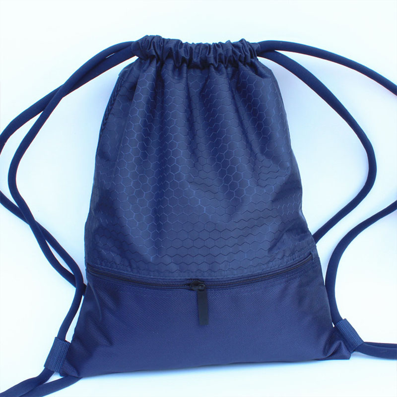 RU&amp;BR New Style Women Men Backpack Solid Color Nylon Bags Waterproof Drawstring Backpacks<br><br>Aliexpress