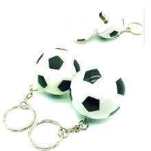 New soccer pen drive creative personality Football USB 2.0 Flash Memory Stick 2G 4G 8G 16G 32G usb flash drive U Disk Pendrive(China)