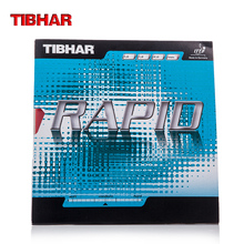 TIBHAR Original Rapid Pips-In Table Tennis Rubber Pimples In Ping Pong Sponge