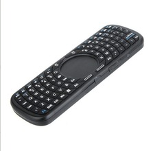 iPazzPort 2.4G Mini Wireless Keyboard for PC Android Smart TV Box LED Light(China)