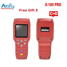 OBDSTAR X100 PRO Auto Key Programmer (C+D+E) Type for IMMO+Odometer+OBD Software Get OBDSTAR PIC OBDstar X-100 pro