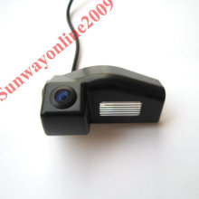 WIFI camera !!Wireless SONY CCD Chip Car Rear View Reverse Backup Mirror Image With Guide Line CAMERA for Mazda 2 / Mazda 3(China)