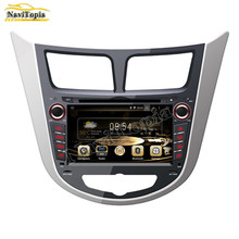 NAVITOPIA 2G RAM Eight Octa Core Car Styling 8 Core 32G Android 6.0 Car DVD for Hyundai for Dodge Attitude 2011- Radio