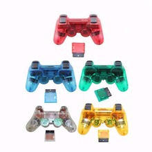 2.4G wireless gaming controller gamepad joystick for PS2 console playstation 2 Vibration video gaming play station
