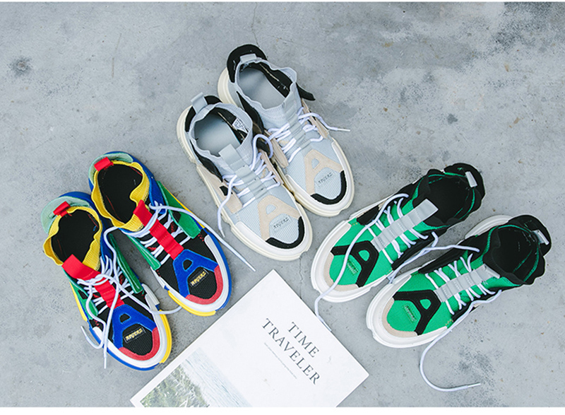 23f87ade8 Detail Feedback Questions about ADBOOV Brand Retro High Top Sneakers ...