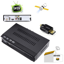 High Definition Set Top Box HD DVB S2 M5 Digital Video Broadcasting Receiver with MPEG-2/-4 H.264 full Multimedia Player A273