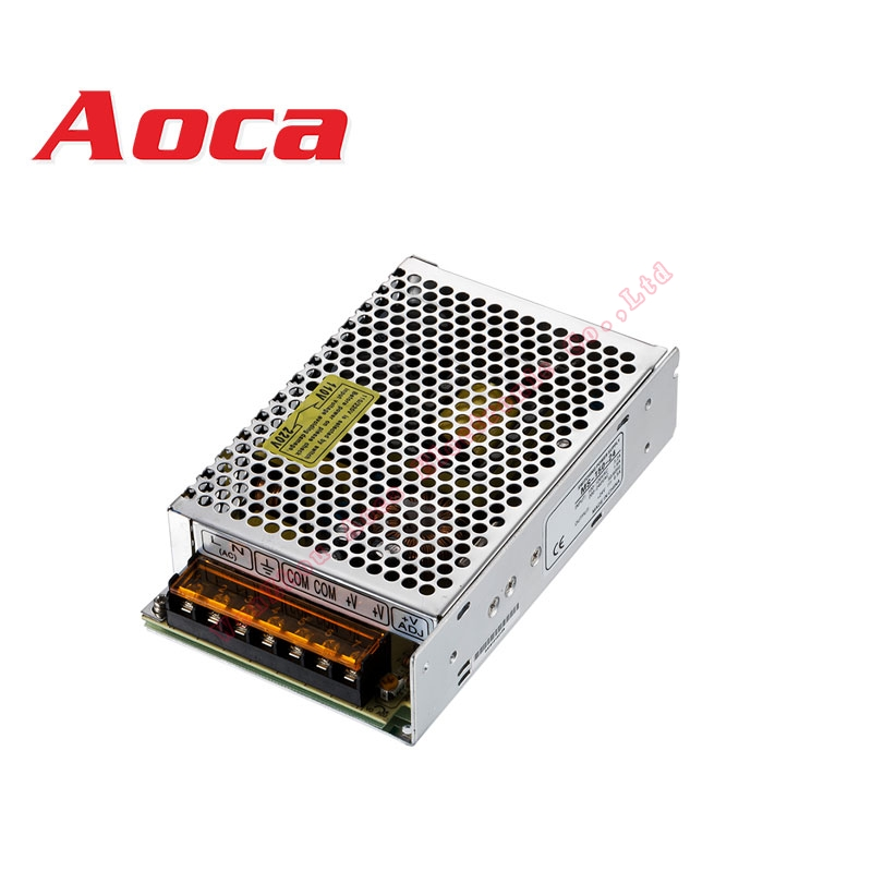 12V 12.5A DC Universal Regulated Switching Power Supply 150W for CCTV, Radio, Computer Project, LED Strip Lights