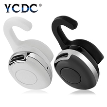 YCDC Lover's stereo headset bluetooth earphone headphone mini V4.0 wireless bluetooth handfree universal for all phone free ship(China)